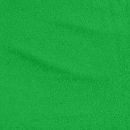 Tecido Atoalhado Liso - Verde - 100% Algodão - Largura 1,40m
