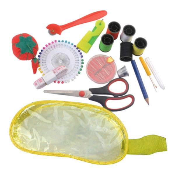 Kit Costura Amarelo - 1 Un.