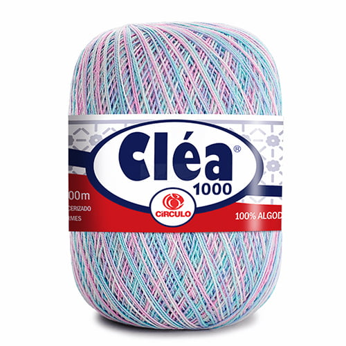 Linha Clea 1000 Multicolor - Sereia (cor: 9490)