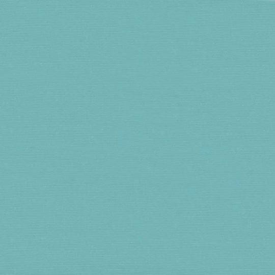 Tecido Impermeável Waterblock® Belize Dohler - Liso Turquesa - 67% Algodão 33% Poliéster - Largura 1,40m