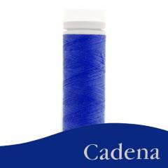Linha Para Costura Cadena - Azul Royal (COR: 0389) Tubo - 1un.