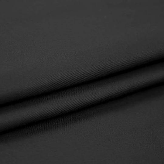 Tecido Brim - Preto - 100% algodão - Largura 1,60m