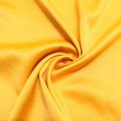 Gabardine com Elastano - Amarelo - 97% Poliéster 3% Elastano - Largura: 1,50m