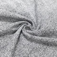 Tecido Jacquard Decor Soft - Sock - 58% Algodão 42% Poliéster - Largura 1,40m