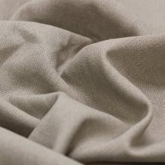 Tecido Linho Com Viscose Liso - Fendi - 55% Linho 45% Viscose - Largura 1,35m