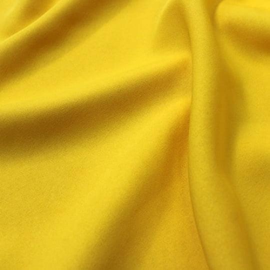 Tecido Oxford Liso - Amarelo - 100% Poliéster - Largura 1,50m