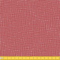 Tecido Tricoline Coleção Abstrato Riscado - Rosa Antigo - 100% Algodão - Largura: 1,50m