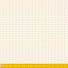 Tecido Tricoline Coleção Soft - Bege - 100% Algodão - Largura: 1,50m