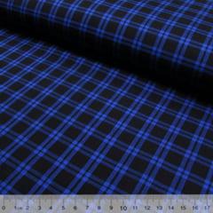 Tecido Tricoline Xadrez Madras - REF 090 - 100% Algodão - Largura 1,50 m