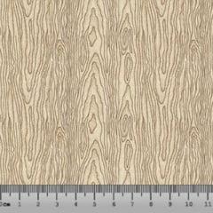 Tricoline Madeira Textura - Bege
