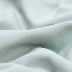 Tecido Viscose Lisa Lual - Verde Palha - 100% Viscose - Largura 1,45m