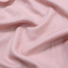 Tecido Viscose Lisa Sarjada Premium - Rosa Nude - 100% Viscose - Largura 1,45m