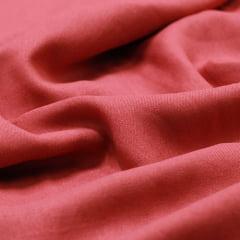 Tecido Viscose Lisa Sarjada Premium - Ferrugem - 100% Viscose - Largura 1,45m