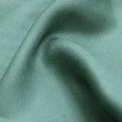 Tecido Viscose Lisa Sarjada Premium - Verde Antigo - 100% Viscose - Largura 1,45m