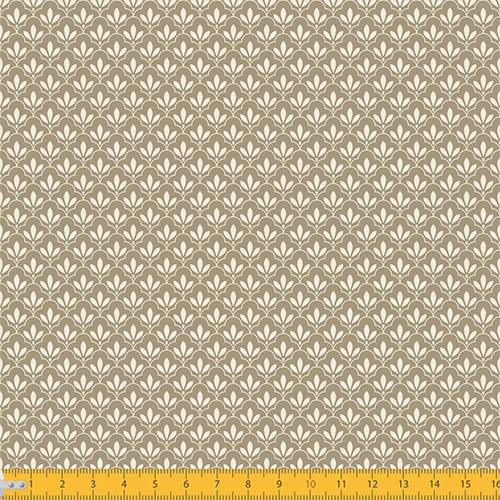 Tecido Tricoline Coleção Cotton - Fendi - 100% Algodão - Largura: 1,50m