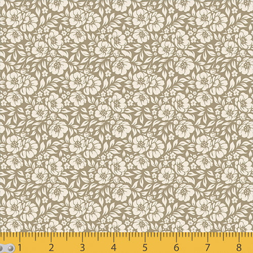 Tecido Tricoline Coleção Liberty - Fendi - 100% Algodão - Largura: 1,50m