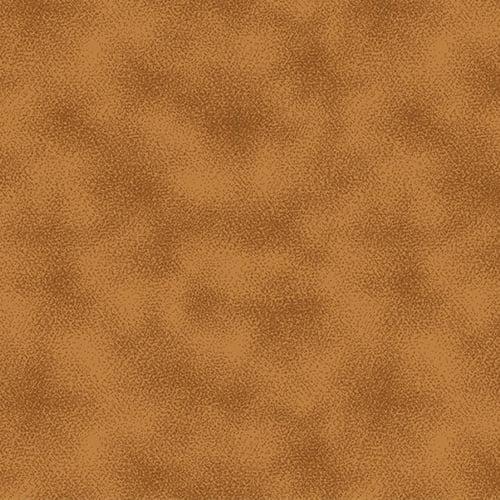 Tecido Tricoline Manchado / Poeirinha - Bege Escuro - 100% Algodão - Largura: 1,50m