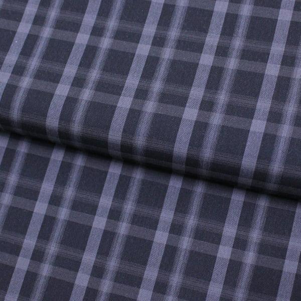 Tecido Tricoline Xadrez Madras - REF 104 - 100% Algodão - Largura 1,50m